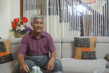 Phỏng vấn tiến sĩ Nguyễn Bá Hoạt về cây Náng hoa trắng