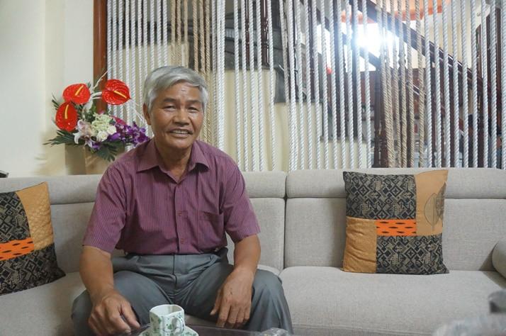 Phỏng vấn tiến sĩ Nguyễn Bá Hoạt về cây Náng hoa trắng 1