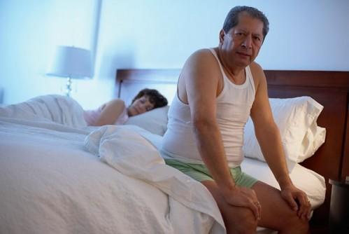 Nguyên nhân và khắc phục tiểu đêm ở người già 1