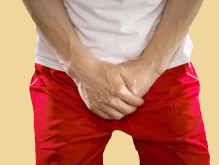 Tiểu buốt do phì đại tuyến tiền liệt gây ra 1