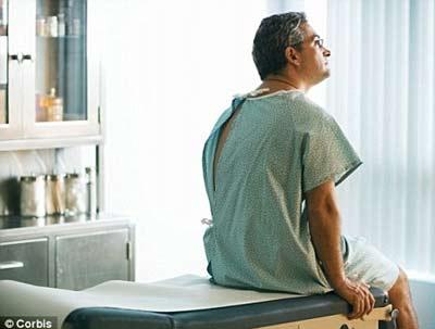 Biến chứng ung thư tuyến tiền liệt 1