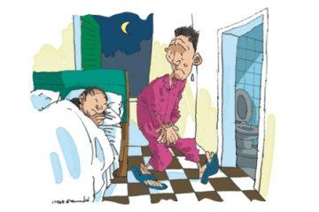 Tiểu 3 lần/đêm có nguy cơ mắc phì đại tuyến tiền liệt?