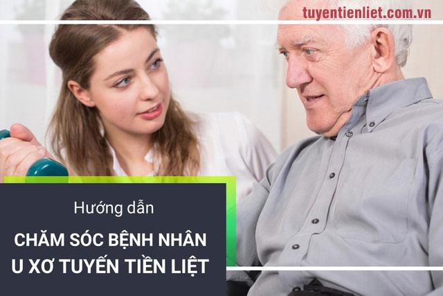 Khi nào cần chăm sóc bệnh nhân u xơ tiền liệt tuyến? 1