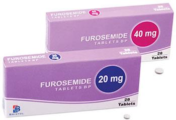 Thuốc lợi tiểu Furosemide 1