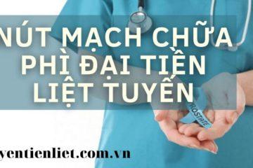 Nút mạch phì đại tuyến tiền liệt – Phương pháp điều trị tối ưu!