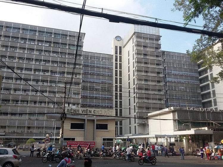 Bệnh viện Chợ Rẫy 1