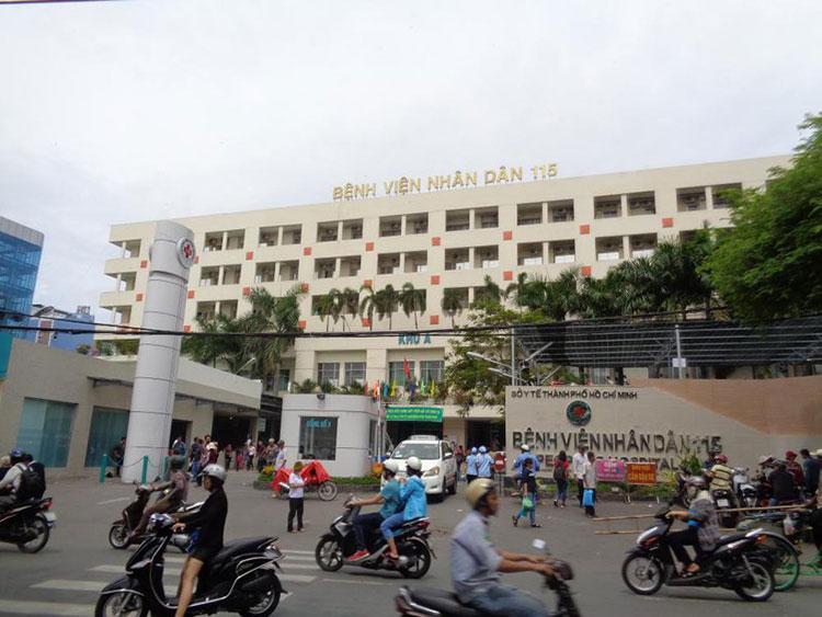 Bệnh viện Nhân Dân 115 1