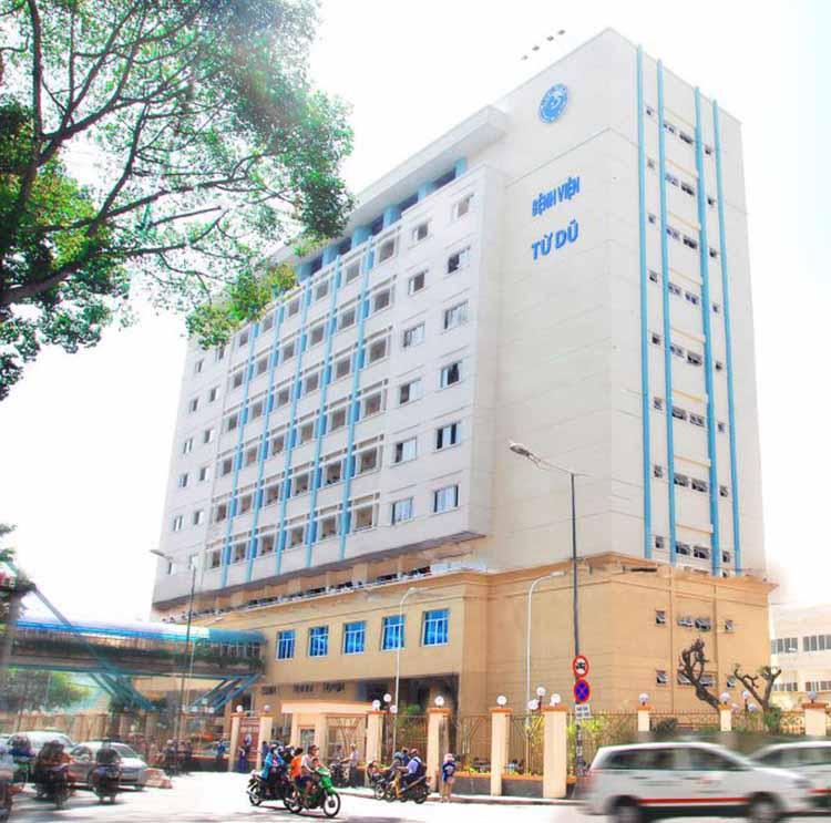 Bệnh viện Từ Dũ 1