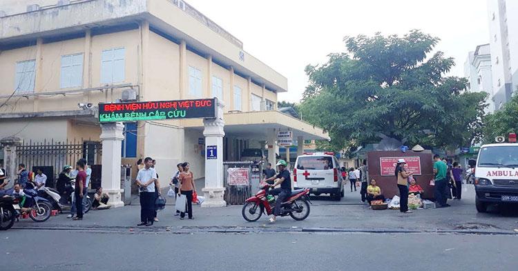 Bệnh viện Việt Đức 1
