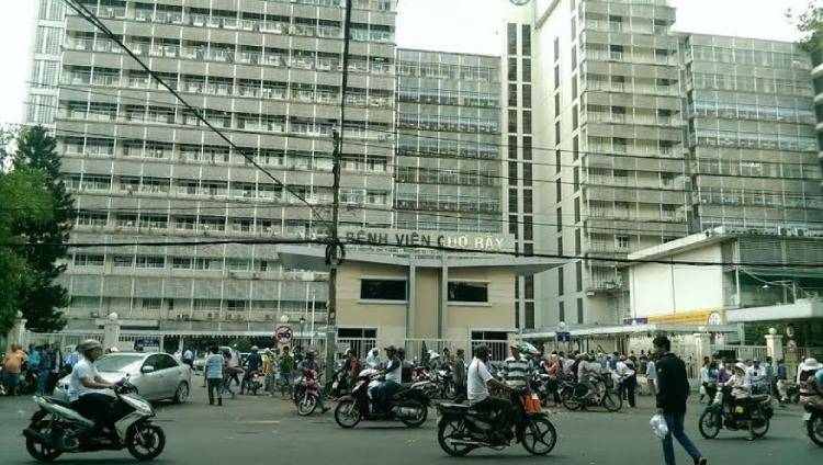 Khoa thận – Bệnh viện Chợ Rẫy TP Hồ Chí Minh 1