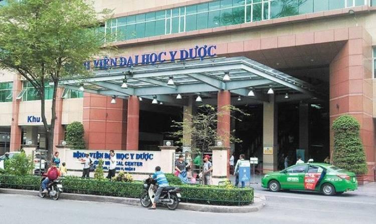 Khoa Tiết niệu – Bệnh viện Đại học Y Dược TP Hồ Chí Minh 1
