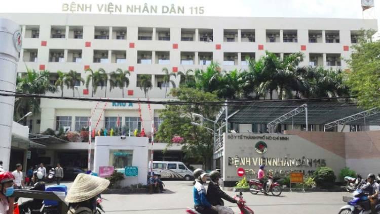 Khoa Thận- tiết niệu - Bệnh viện Nhân dân 115 1