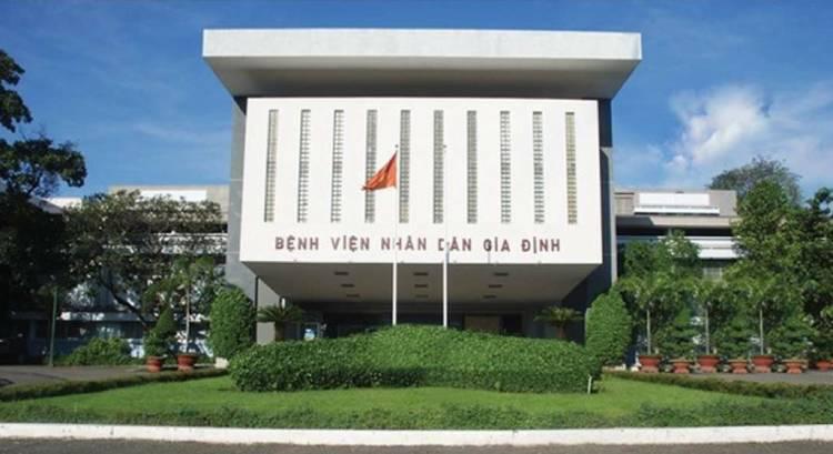 Khoa Thận- tiết niệu - Bệnh viện Nhân dân Gia Định 1