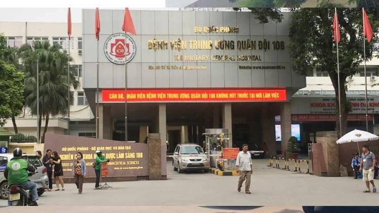 Khoa tiết niệu - Bệnh viện trung ương quân đội 108 1