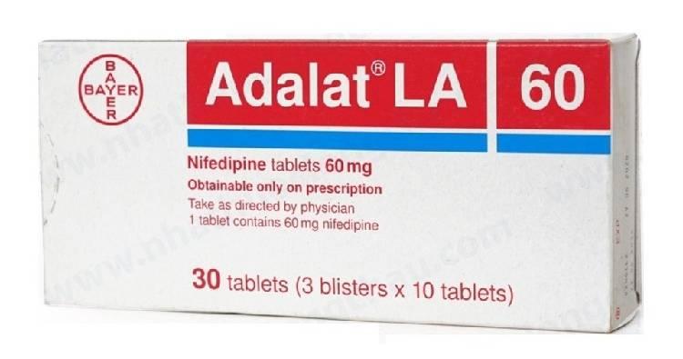 Thuốc chẹn kênh Calci 1