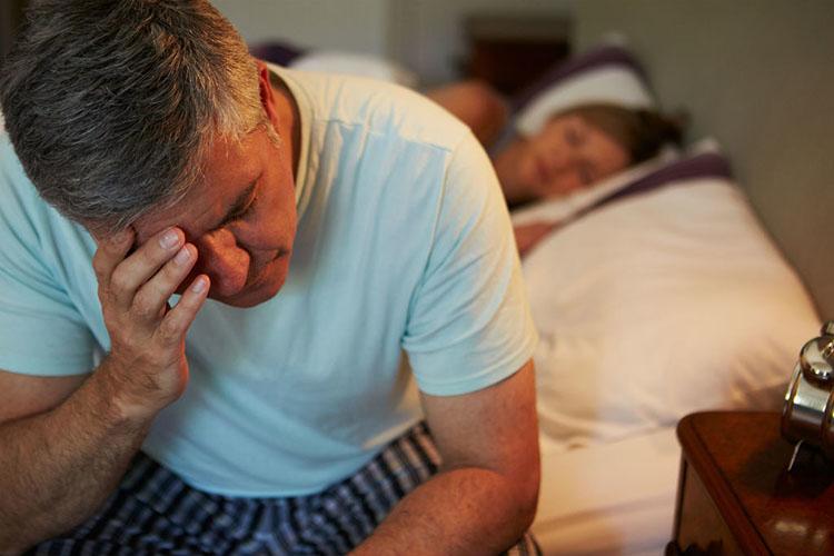 Hệ luỵ của tình trạng mất ngủ do tiểu đêm 1